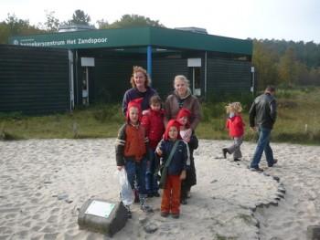 Excursie naar het Zandspoor in Schoorl (herfstvakantie)